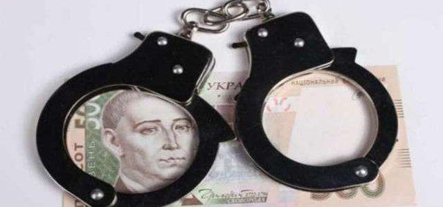 В Хмельницком адвокат «погорел» на немалой взятке (ФОТО)