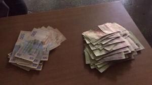 В Киеве чиновник попался на крупной взятке