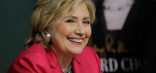 Клинтон назвала виновников ее проигрыша на президентских выборах
