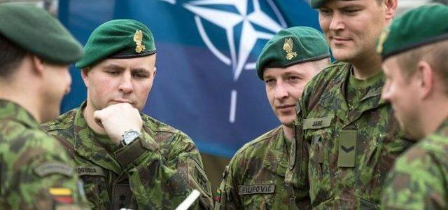 Ежегодные военные учения Steadfast Cobalt: более 1000 солдат из 25 стран НАТО прибудут в Литву уже в конце мая