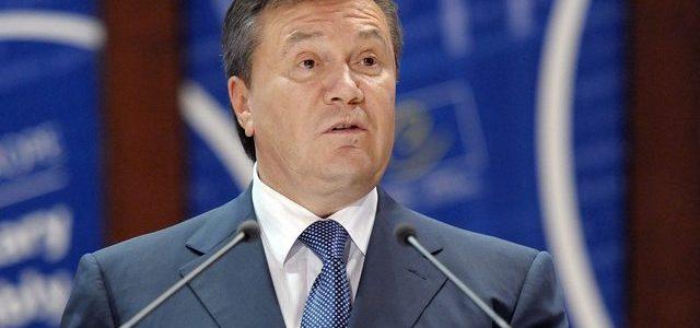Янукович грозится сам допросить Порошенко