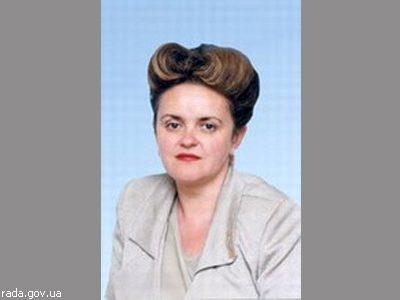 Григорович Лилия Степановна