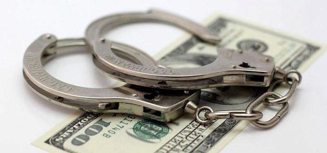 В Харьковской области разоблачили преступную группу на взятке в 70 тыс долл