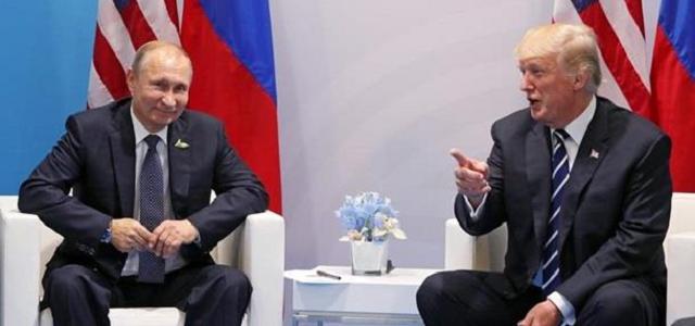 СМИ: Во время переговоров в Гамбурге Трамп несколько раз кричал на Путина