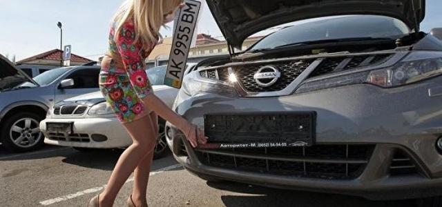 Обвалит ли новый закон цены на б/у авто в Украине