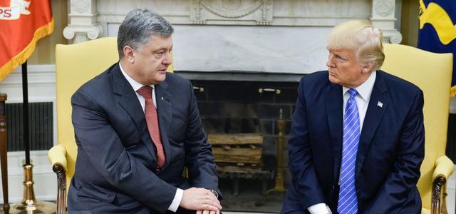 Порошенко о новых санкциях США в отношении РФ: Они будут действовать до полного освобождения украинской земли