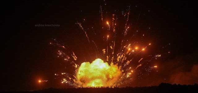 Так выглядит ад: Опубликованы жуткие фото из Калиновки