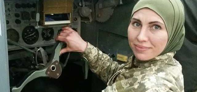 В результате диверсионного нападения под Киевом погибла Амина Окуева