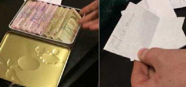 """Сладкий """"подарок"""". Начальнику управления полиции Киевщины принесли $10 тысяч взятки – он отказался"""