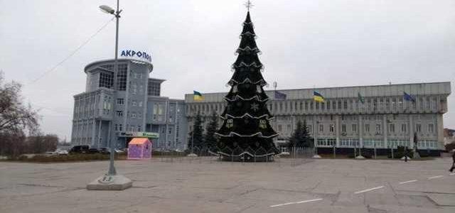 Чиновники купили елку на Prozorro за 1,5 млн