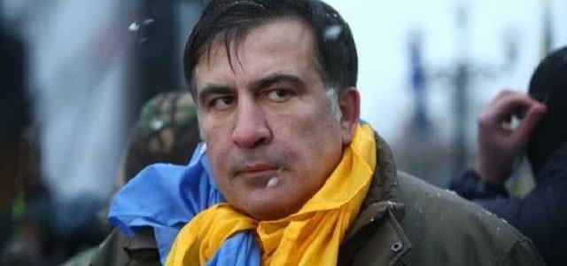 Саакашвили перед судом: Считаю себя военнопленным