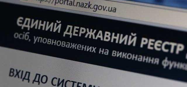 Порошенко требует отменить е-декларирование для общественных активистов