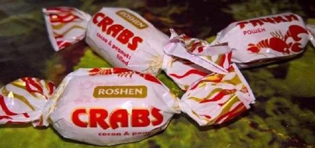 """Чьи """"Рачки""""? """"Рошен"""" не поделил права на торговую марку конфет с фабрикой """"Красный октябрь"""""""