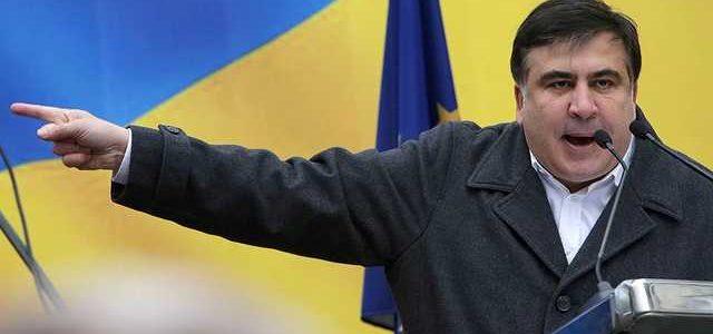 """""""Этой власти уже пришел конец, а я вернусь домой, в Украину, уже совсем скоро"""", – Саакашвили"""