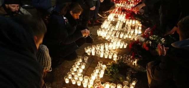 Житель Кемерово, потерявший в пожаре всю семью, больше не винит Путина и называет его царем