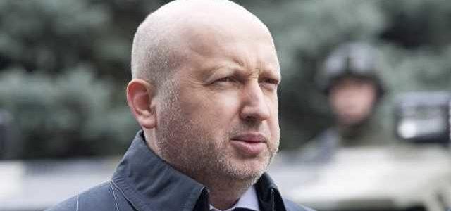 Виноват ЕС: Турчинов рассказал, как сдали Крым в 2014 году