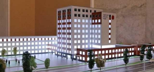 Дело мэра Одессы: детективы назначили «виновным» макет здания