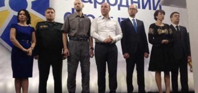 Ударить тухлым Яценюком: как «Народный Фронт» хочет вновь захватить власть