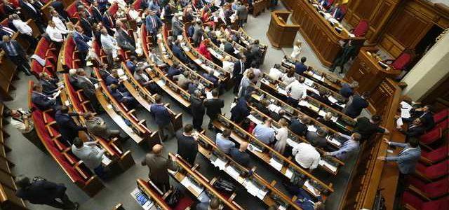 В Украине хотят разрешить блокировать неугодные сайты без решения суда