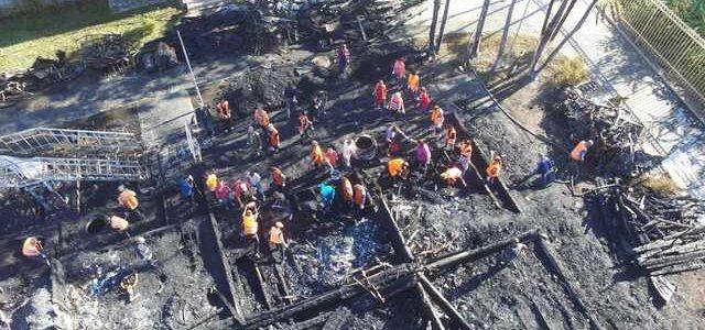 """Мэрию Одессы признали ответчиком в деле о пожаре в лагере """"Виктория"""". Пострадавшие требуют 4 миллиона ущерба"""