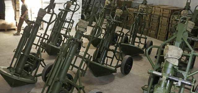 Военные на Ровенщине погибли от бракованного миномета Пашинского