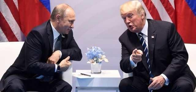 Порошенко пожелал Трампу успехов в попытке вернуть Путина в строй