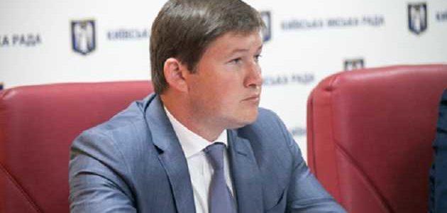 Хозяин киевского подземелья Виктор Брагинский