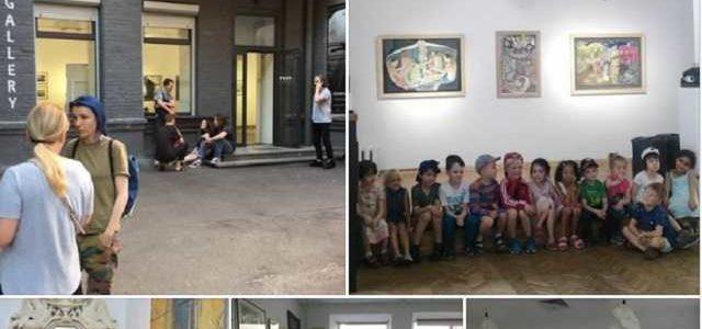 Родственники Насирова и Довгого выселяют творческие коллективы из купленного ими по смешной цене здания в центре Киева, – активисты