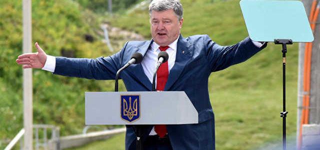 «Хитрый план Порошенко»: стало известно как действующий президент собирается победить на выборах