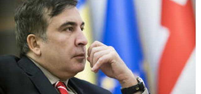 Задержание Саакашвили в Киеве: политик заявил, что сам решил больше не бегать от силовиков и сдался