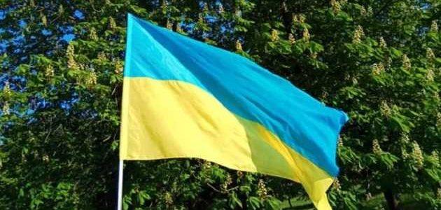 На Луганщине мужчина после возвращения из России глумился над флагом Украины