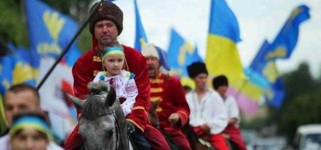 Подавляющее большинство жителей Украины считают себя патриотами