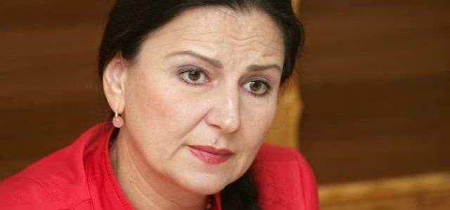 Богословская ударила Червоненко в эфире телеканала