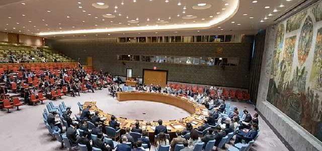 Россия и Китай заблокировали в ООН новые антироссийские санкции