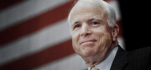 Порошенко с частным визитом посетит церемонию прощания с Маккейном, – АП