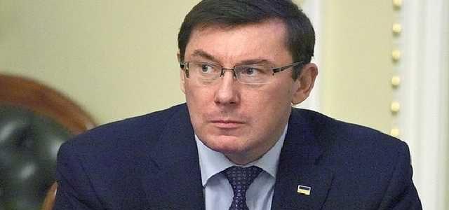 """Шабунин: Луценко отвечает за последующие """"слитые"""" САП дела, а их будет много"""