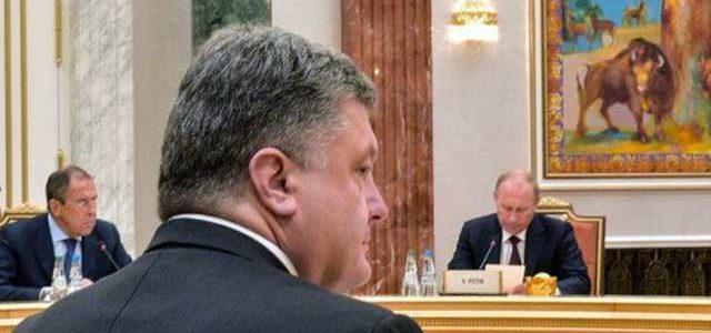 Порошенко поставили к стенке: стало известно об ультиматуме президенту