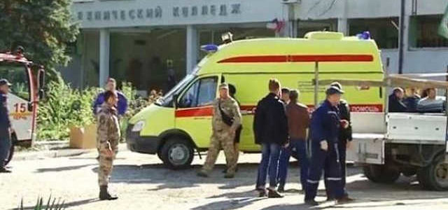 Следователи установили полную картину массовой бойни в Керчи
