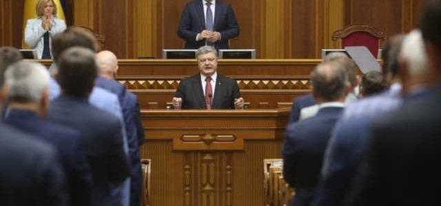 Самой большой проблемой страны украинцы считают коррупцию, а не войну