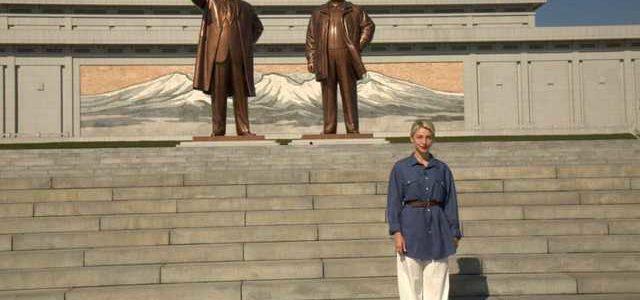 "Шоу ""Орел и Решка"" сняли в Северной Корее"