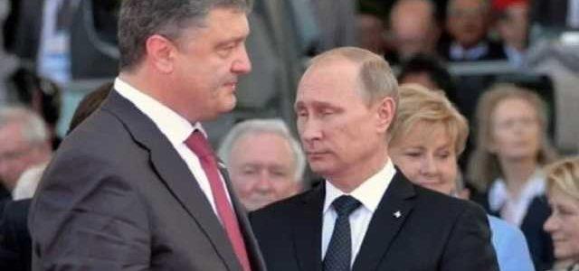 Намечается прорыв: Путин может встретиться с Порошенко