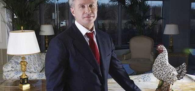 Миллиардер Косюк получил от государства 812 миллионов дотаций