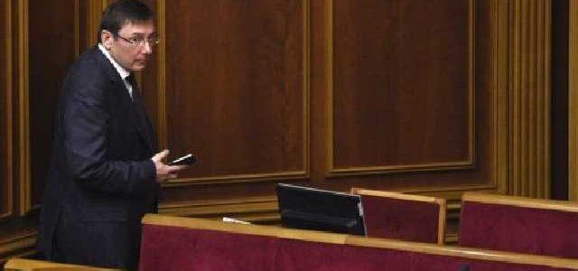 ''Зависшие'' дела на 174 миллиарда. О чем спросить генпрокурора Юрия Луценко до и после отставки