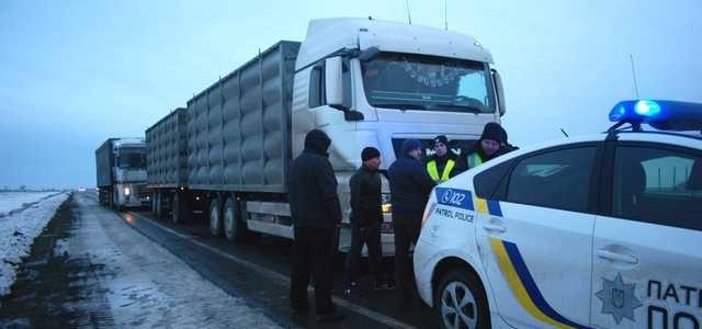 Транспортний колапс під патронатом голови Укртрансбезпеки Ноняка або Куди поділись дозволи на 10 млн. євро?