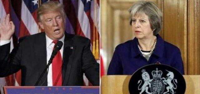 «Помощники были шокированы»: между президентом США и премьером Британии произошла серьезная размолвка