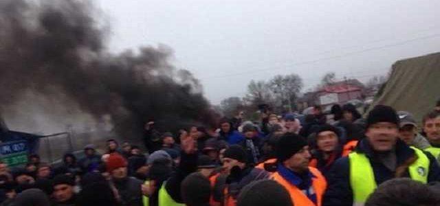 Украинские «евробляхеры» умудрились настроить против себя немцев