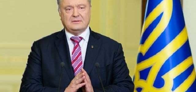 ''Кто в рясах, кто в лампасах'': Порошенко указал на грехи России из-за украинского Томоса
