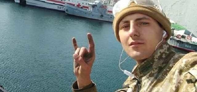 Появились фото украинских моряков, которых Россия захватила в плен