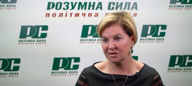 Ирина Спирина отстранена от проведения консультаций в Днепропетровском военном госпитале