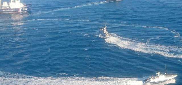 В России хотят наградить военных, которые напали на украинские катера